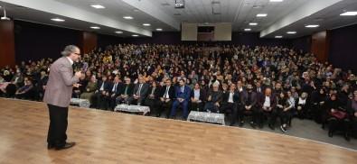 Canik'ten 'Bilinçli Aile, Duyarlı Gençlik' Konferansı