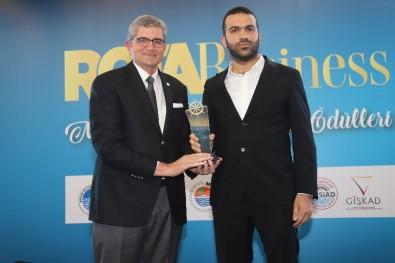 ÇEVDOSAN'a 'Yılın Çevre Ödülü' Verildi