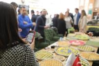 GÖKMEN - Dünyaca Ünlü Şefler, Gaziantep Lezzetlerine Hayran Kaldı