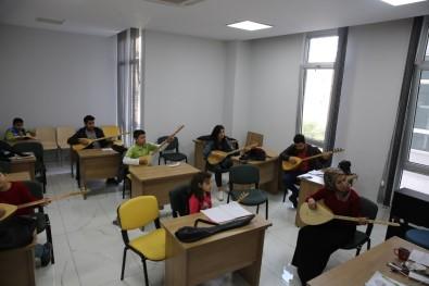 Haliliye'de Çok Amaçlı Kurslar İlgi Görüyor