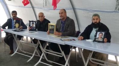 HDP Önündeki Ailelerin Evlat Nöbeti 89'Uncu Günde Devam Ediyor