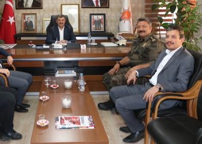İl Başkanı Altınsoy Açıklaması 'Aksaray Türkiye'nin En Huzurlu Şehirlerinden Biri'