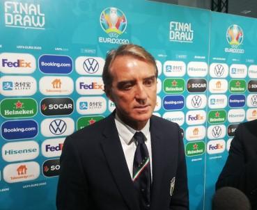 İtalya Teknik Direktörü Roberto Mancini Açıklaması 'Türkiye'nin Çok Kaliteli Bir Kadrosu Var'