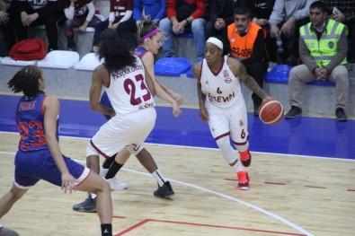 Kadınlar Basketbol Süper Ligi Açıklaması Elazığ İl Özel İdare Açıklaması 95 - Adana Basketbol Açıklaması 86