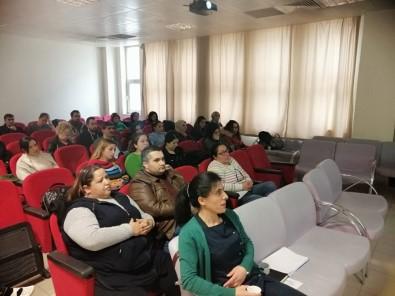 Kars'ta 'Hastane Afet Planı' Uygulayıcı Eğitimi Verildi