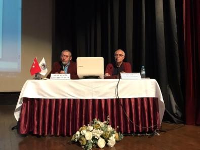 Kartal'da 'Musa'dan Beri Gazetecilik Ve Edebiyat' Söyleşisi Düzenlendi