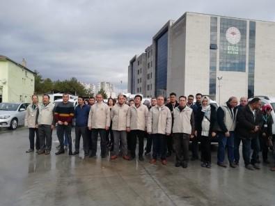 Kayseri'de 16 Ekiple 250 İşletmeye Gıda Denetimi