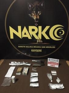 Kiralık Araç İle Uyuşturucu Ticaretini Polis Engelledi