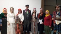Kostümleri İle Eskişehir'i Temsil Ettiler