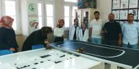 ROBOT - Köy Okullarına Çizgi İzleyen Robot Hediye Edildi