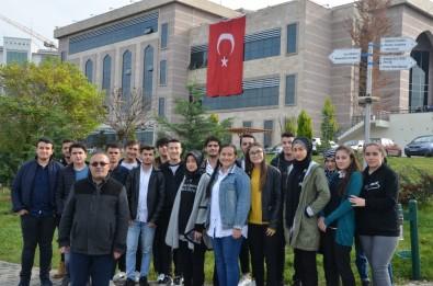 Lise Öğrencileri Bartın Üniversitesini Ziyaret Etti