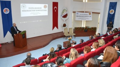 Mersin Üniversitesinde Uluslararası Mikobakteri Sempozyumu Düzenlendi
