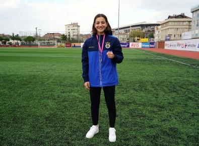 Buse Naz Çakıroğlu Açıklaması 'Tokyo'dan Altın Madalya İle Evime Dönmek İstiyorum'