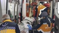 ONDOKUZ MAYıS ÜNIVERSITESI - Pencereden Düşen İkizlerden Biri Ağır Yaralanırken, Diğerini İse Direğe Tırmanan Kurye Kurtardı