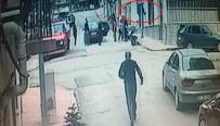 ONDOKUZ MAYıS ÜNIVERSITESI - Pencereden Düşen İkizlerden Biri Ağır Yaralanırken, Diğerini İse Kurye Kurtardı