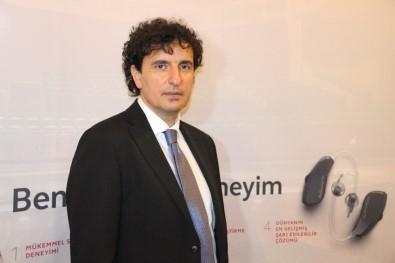 Prof. Dr. Ataş Açıklaması 'Ülkemizde İşitme Kaybı Sorunu Yaşayan İnsanların Sayısı Milyonun Üzerinde'