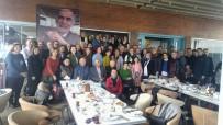 SAĞLIK MESLEK LİSESİ - Samsun Atatürk Sağlık Meslek Lisesi Mezunları Derneği Etkinlik Düzenledi