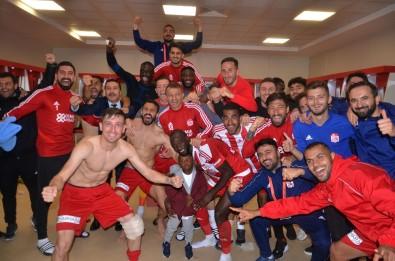 Sivasspor'dan Zirve Pozu