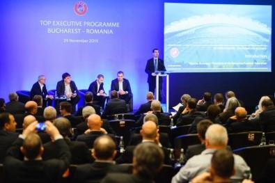 TFF Heyeti, UEFA TEP Toplantısına Katıldı