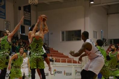 Türkiye Basketbol Ligi Açıklaması Petkim Spor Açıklaması 79 - Manisa Büyükşehir Belediye Açıklaması 75