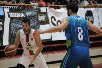 Türkiye Basketbol Ligi Açıklaması Yalovaspor Açıklaması 89 - Balıkesir Büyükşehir Belediyespor Açıklaması 87
