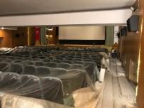 RESIM SERGISI - Ürgüp Belediye Sinema Salonu Yenileniyor