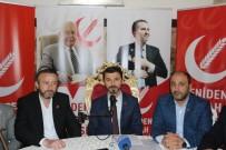 FATİH ERBAKAN - Yeniden Refah Partisi Karabük İl Başkanlığı Basınla Bir Araya Geldi
