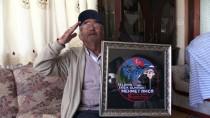 GÖKÇEBAĞ - 25 Yıldır Mehmetçiği Selamlayan Mehmet Amcayı Gururlandıran 'Arma'