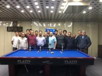 KARACAOĞLAN - 29 Ekim Cumhuriyet Kupası 3 Bant Bilardo Turnuvası Tamamlandı