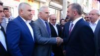 AK Parti Genel Başkan Yardımcısı Kandemir'den Nusaybin'e Ziyaret