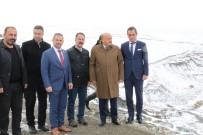 BURHAN ÇAKıR - AK Partili Milletvekilleri Yatırımları Yerinde İnceledi
