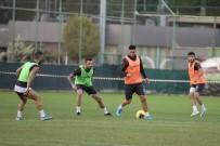 CENGIZ AYDOĞAN - Alanyaspor, Trabzonspor Maçı Hazırlıklarına Başladı