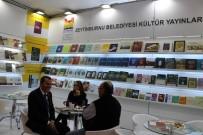 Başkan Arısoy, TÜYAP Kitap Fuarı'na Katıldı