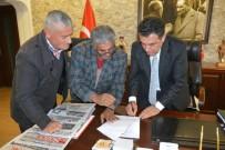 Başkan Demir, İşçilerle Toplu Sözleşme İmzaladı