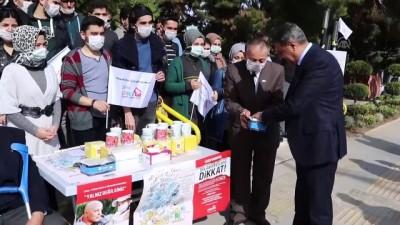 Burdur'da Lösemi Hastalarına Destek