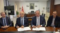 ALİ ŞAHİN - ÇTSO Ve ÇOMÜ Arasında İş Birliği Protokolü İmzalandı