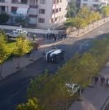 Diyarbakır'da Öğrenci Servisi Kaza Yaptı Açıklaması 5 Yaralı