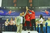 Dünya Kadınlar Bocce Kupası Mersin'de Yapıldı