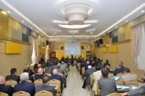Elazığ'da 8 İlin Katılımıyla MEB Coğrafi Bilgi Sistemi Toplantısı