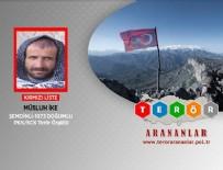PKK'nın sözde 'Metina alan sorumlusu' etkisiz hale getirildi