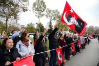 FENERBAHÇE ORDUEVİ - Kadıköy'de 10 Kasım'da 'Ata'ya Saygı Zinciri'