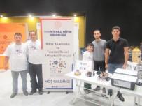 BİLİM AKADEMİSİ - 'Köşk Efesi' İsimli Robot İle Türkiye'yi Temsil Edecekler