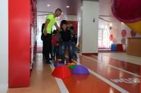 Mardin'de Çocukların Yüzü Kulüp Başak'la Gülüyor