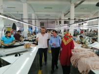 Mersin'de İşverenler Garson Ve Konfeksiyon İşçisi Bulmakta Zorlanıyor