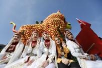 Mersin Karnaval Gibi Bir Festivale Ev Sahipliği Yaptı
