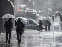 KıYı EGE - Meteorolojiden sağanak ve sis uyarısı