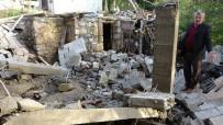 Ordu'da Balkon Çöktü Açıklaması 1 Ağır Yaralı