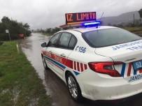 Ordu'da Hızlı Araç Kullanan 44 Sürücüye Ceza