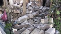 Ordu'da İnşaat Halindeki Binanın Balkonu Çöktü Açıklaması 1 Yaralı