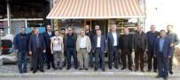 ESNAF VE SANATKARLAR ODASı - Recep Gür'den Esnaf Ziyareti